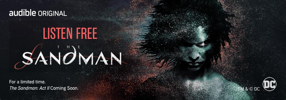 The Sandman. Listen Free