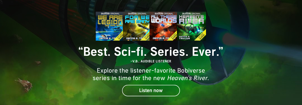 Audible Original. Heaven's River. Listen now.