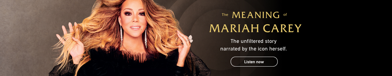 The Meaning of Mariah Carey. Listen Now