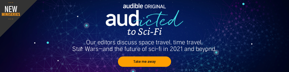 Audicted to sci fi