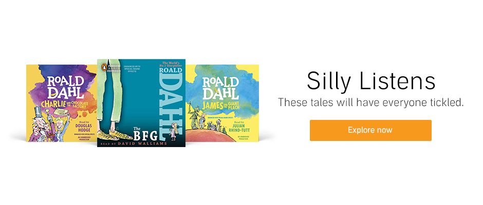 Silly Kids' Audiobooks