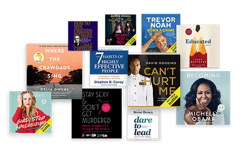 What you get with your membership. Free membership for 30 days with 1 audiobook and 2 Audible Originals. After your trial, get 3 audiobooks each month. Exclusive guided wellness programs.