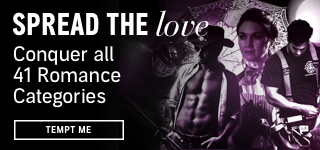 Spread the love. Can you handle ALL the passion? We dare listeners to conquer all 41 romance categories. I'm Game.