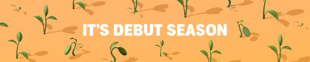 It's Debut Season! First-time authors make their debut with these highly-anticipated new listens. Discover them.
