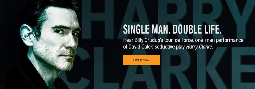 Audible - Harry Clarke