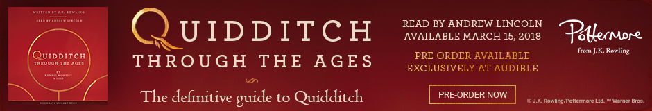 Quidditch Through the Ages Pre-order available