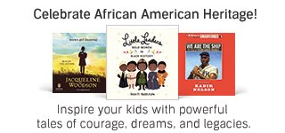 Black History Audiobooks for Kids