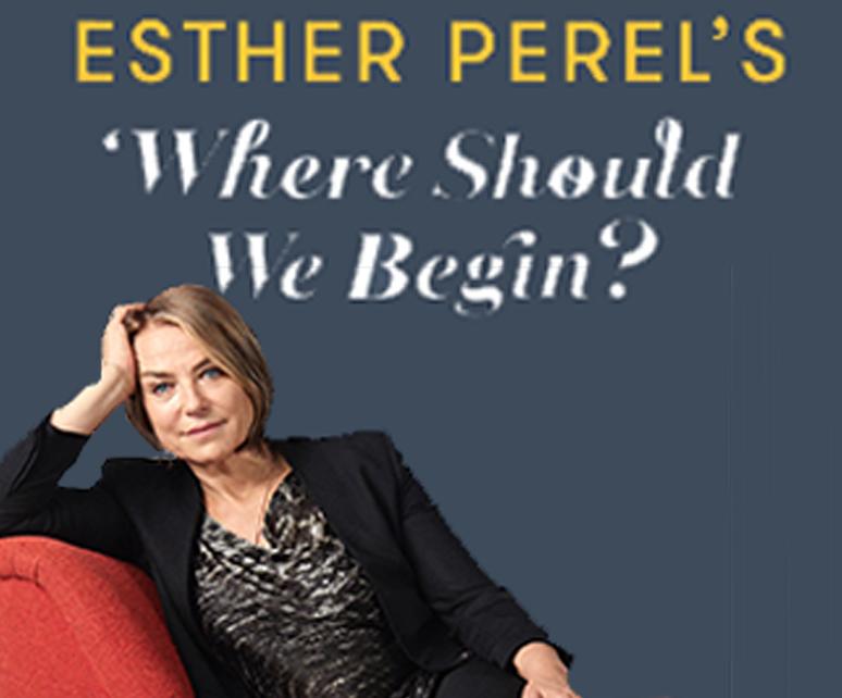 Esther Perel Audible Range Article