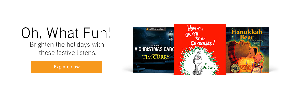 Holiday Audiobooks for Kids