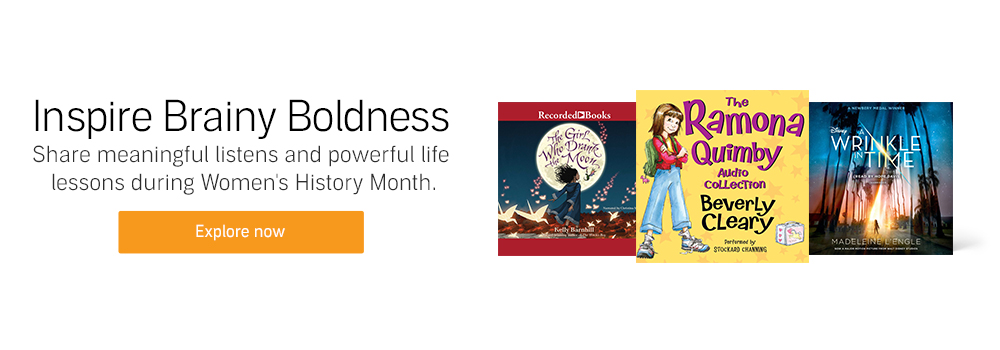 Audiobooks About Strong Women and Girls
