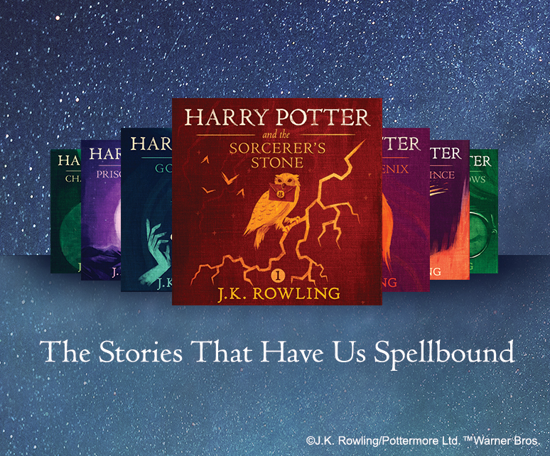 Stories that Have us Spellbound
