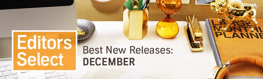 Editors Select—December 2017