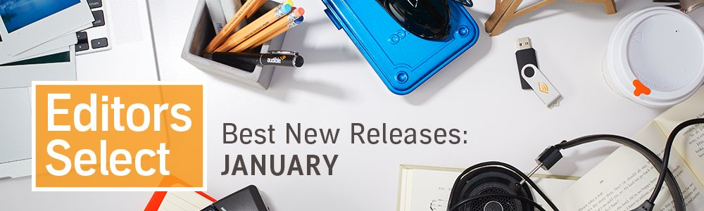 Editors Select: January 2018