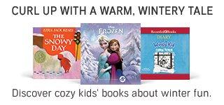 Winter Audiobooks for Kids