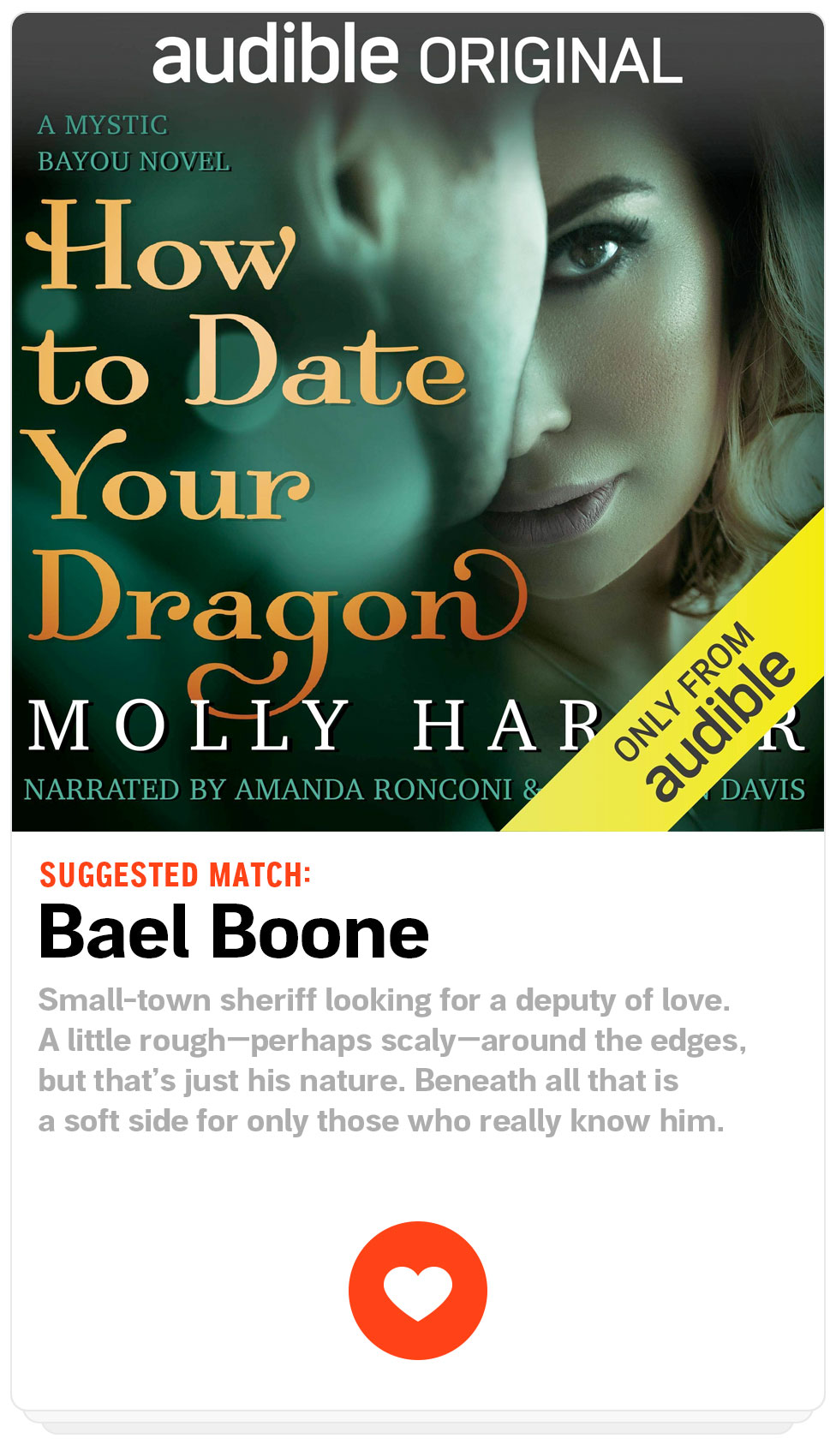 Suggested Match: Bael Boone