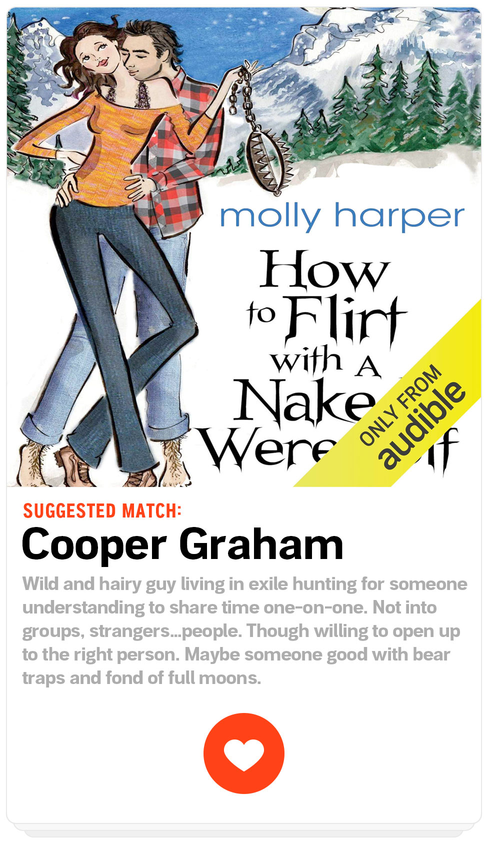 Suggested Match: Cooper Graham