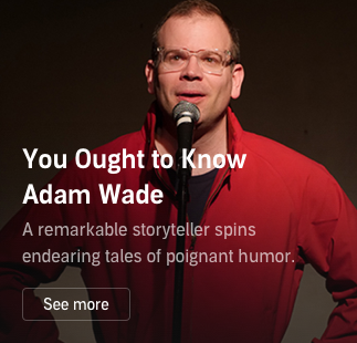 You Ought to Know Adam Wade