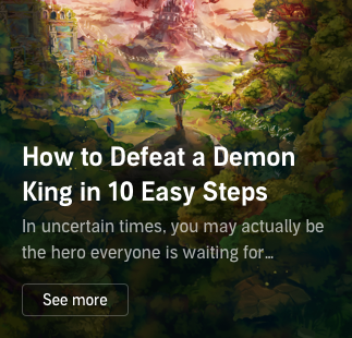 How to Defeat a Demon King in Ten Easy Steps