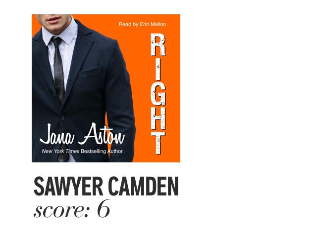 Sawyer Camden. Score: 6