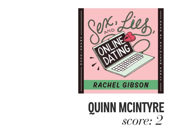 Quinn McIntyre. Score: 2