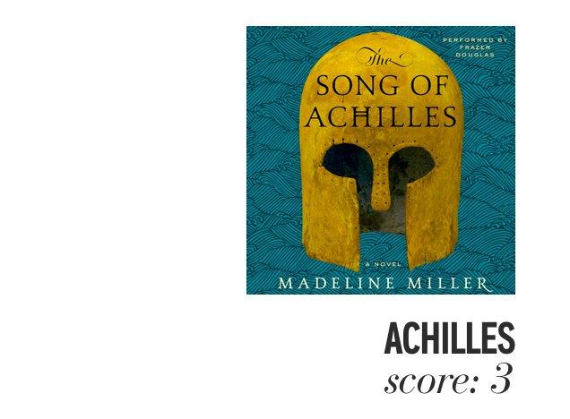 Achilles. Score: 3