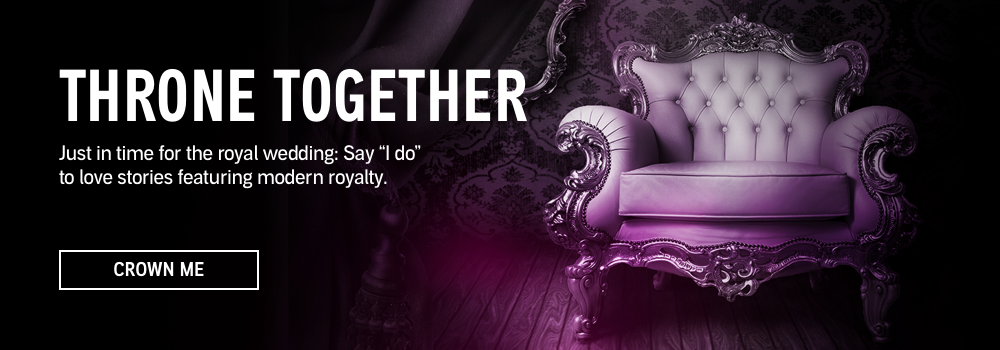 Throne Together. Just in time for the royal wedding: Say