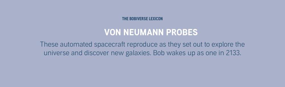 Von Neumann Probes