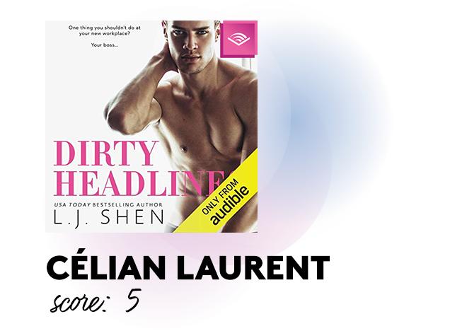 Célian Laurent. Score: 5
