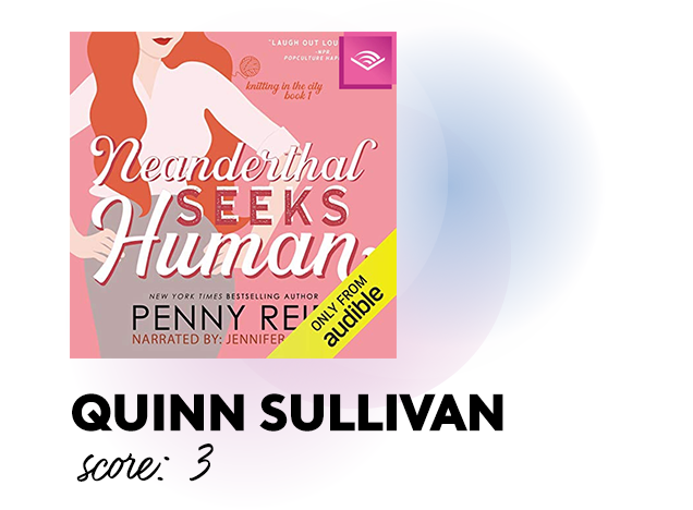 Quinn Sullivan. Score: 3