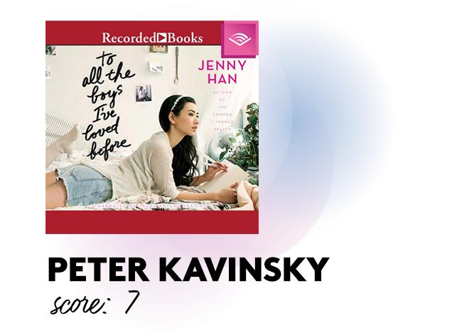 Peter Kavinsky. Score: 7