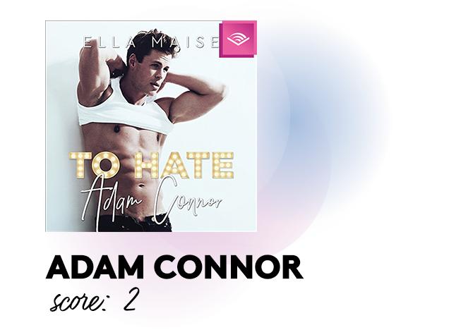 Adam Connor. Score: 2