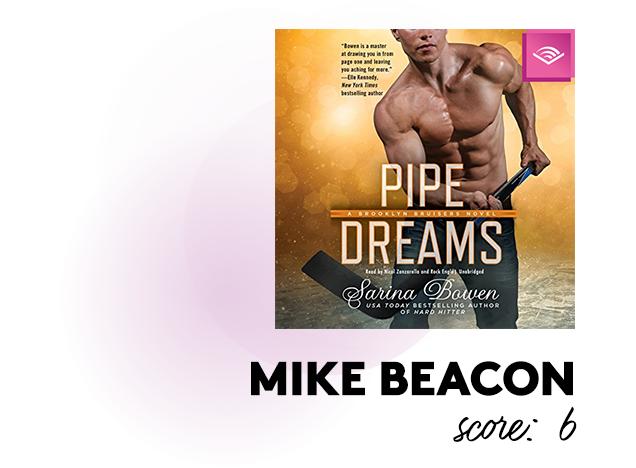 Mike Beacon. Score: 6