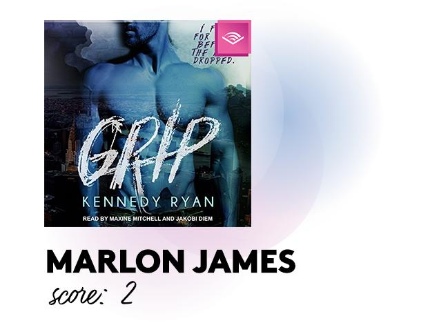 Marlon James. Score: 2