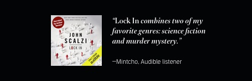Lock In - Narrated by Amber Benson