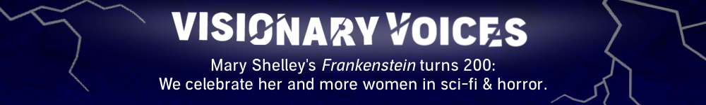 Visionary Voices: 200 Years of Women in Sci-Fi & Horror