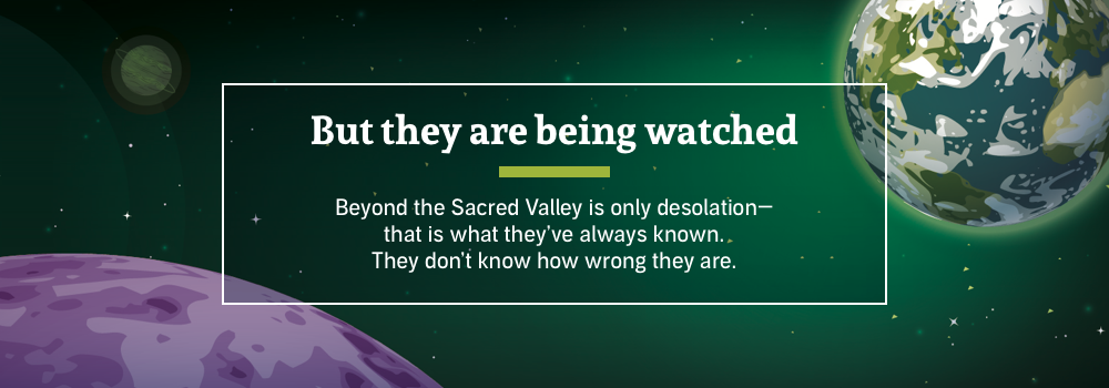But they are being watched.