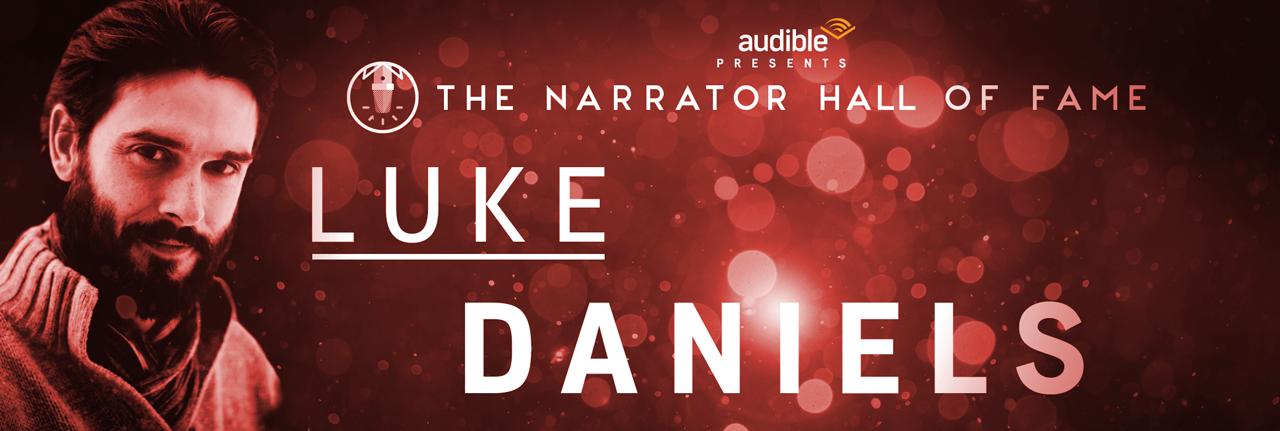 luke daniels audiobook list