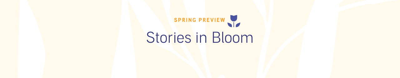 Audible's 2020 Spring Preview