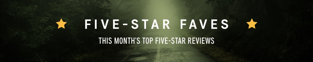 Five Star Faves: Mysteries & Thrillers