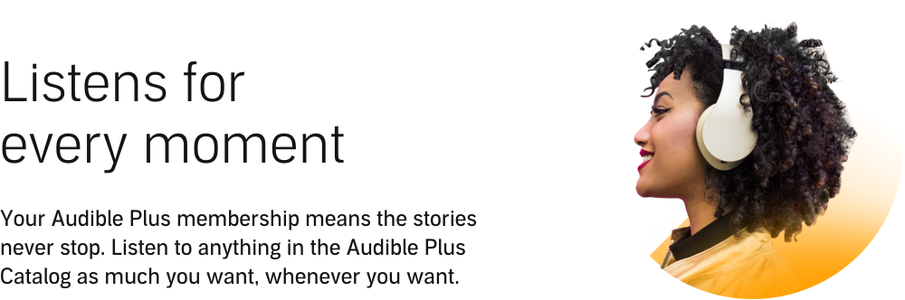 New and Free for Members Audible Sleep Collection