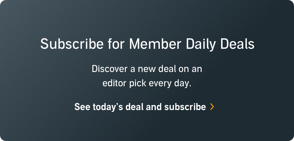 Subscribe to Member Daily Deals