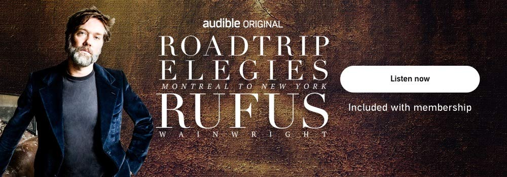 Audible Original. Road Trip Elegies. Listen now.