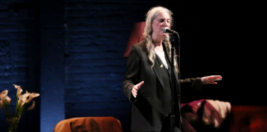 Patti Smith Live at Minetta Lane 1