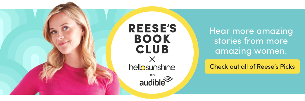 Reese's Book Club Pick