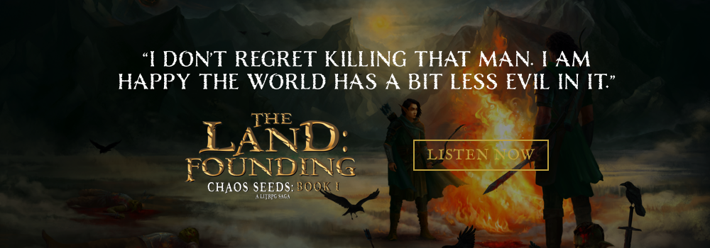 The Land: Founding: A LitRPG Saga, Chaos Seeds, Book 1