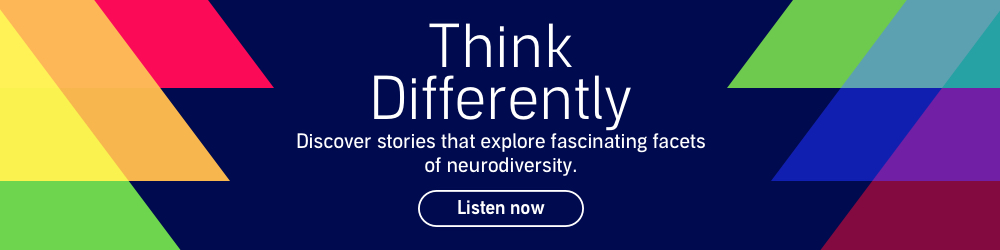 Think Differently: Neurodiversity and Autism Awareness