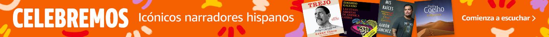 Celebra el mes de la herencia hispana con iconicos narradores hispanos.