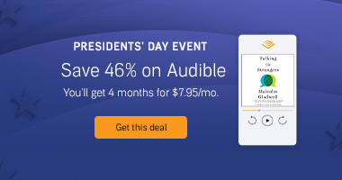 Save 46% on your first 4 months.