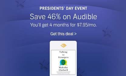 Save 46% on your first 4 months