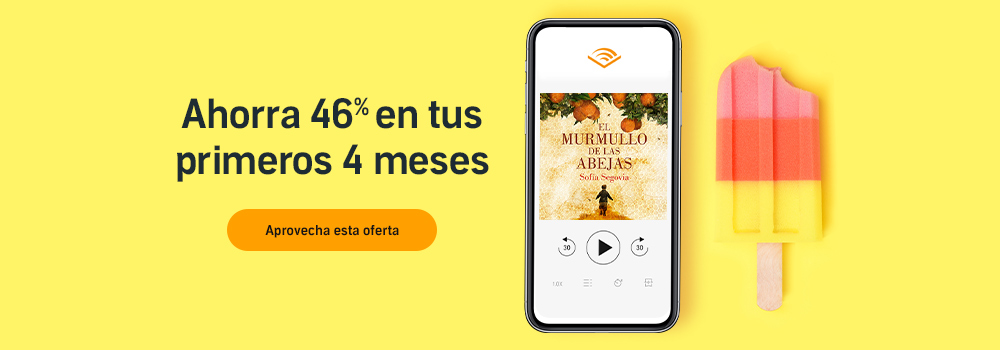 Save 46% on Audible